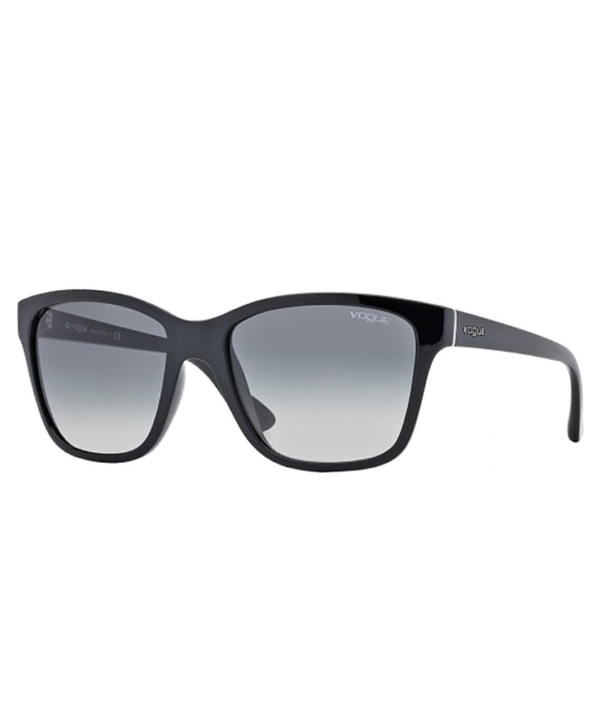 fe08303199b Vogue Vo-2896-s-w44-11-54 Medium Women Rectangle Sunglasses - Buy Vogue  Vo-2896-s-w44-11-54 Medium Women Rectangle Sunglasses Online at Low Price -  Snapdeal