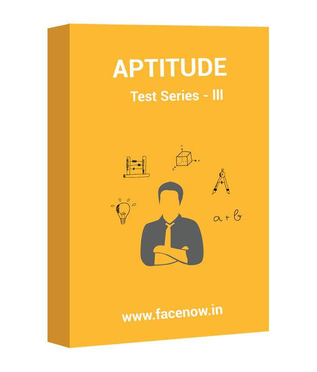 Aptitude Book For Placement