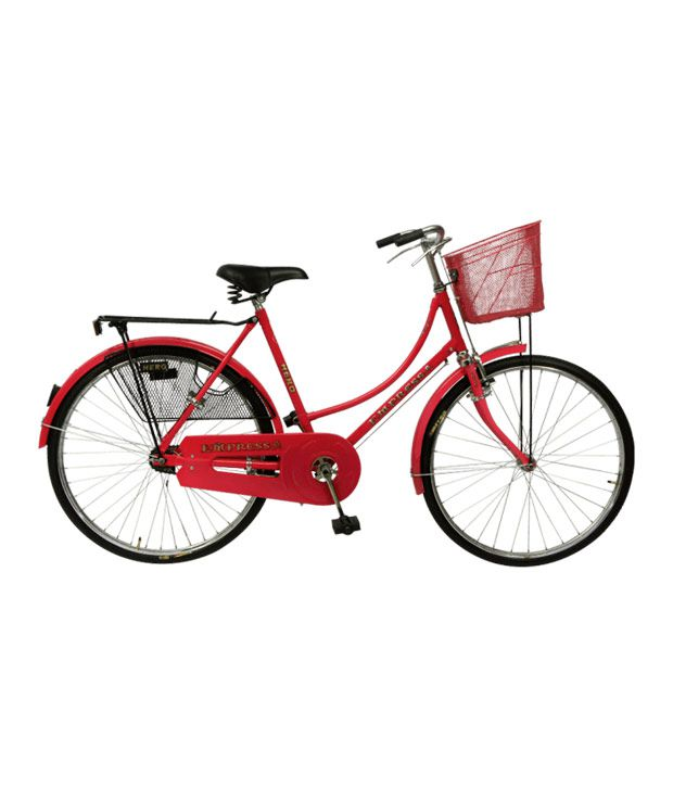 506e2e79b80 Hero Empress Ladies Pink Bicycle: Buy Online at Best Price on Snapdeal