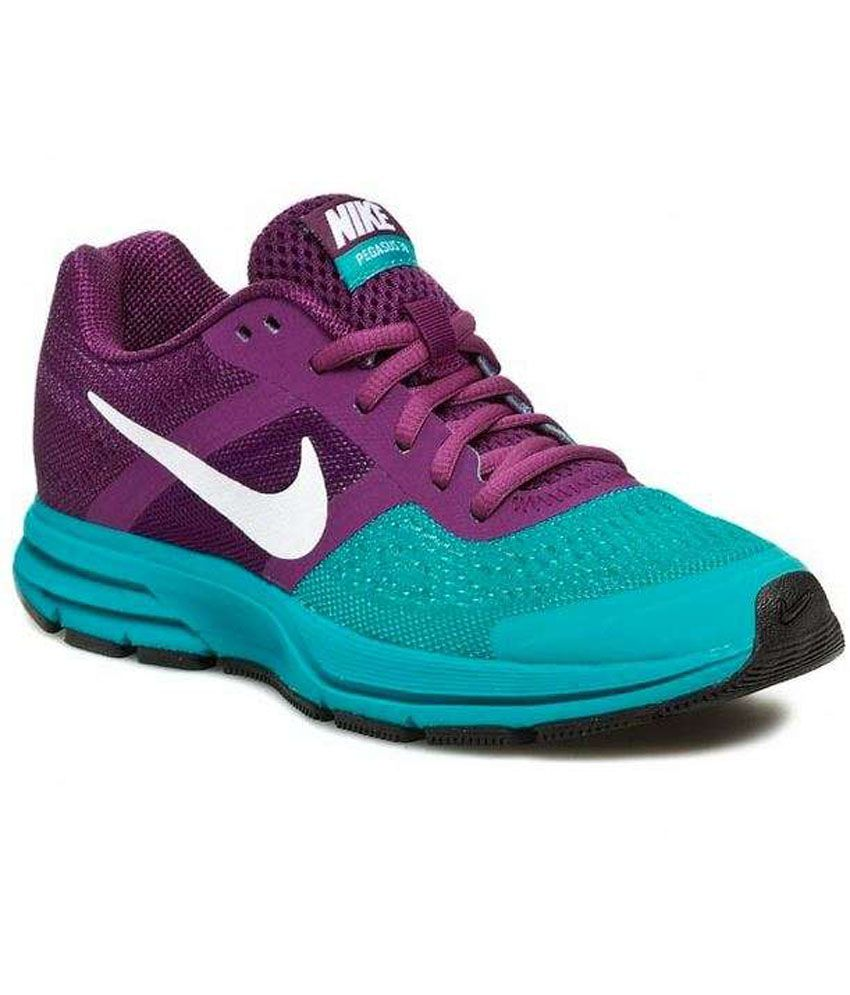 Nike Air Pegasus+ 30 Vivid Blue, Runnerinn