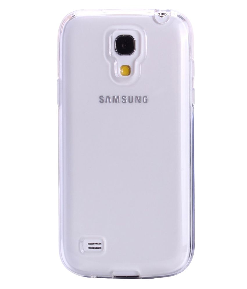 best service 2c800 cdf0c Envy Soft Tpu Back Case Cover For Samsung Galaxy S4 Mini (white)