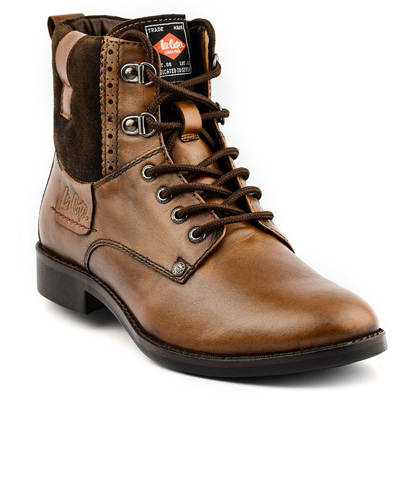 8593918a Lee Cooper Tan Boots Art LC2026TAN - Buy Lee Cooper Tan Boots Art ...