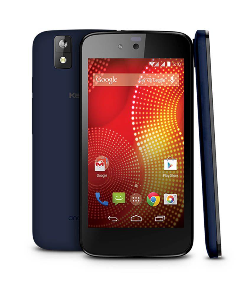 Karbonn Android One Sparkle V Blue