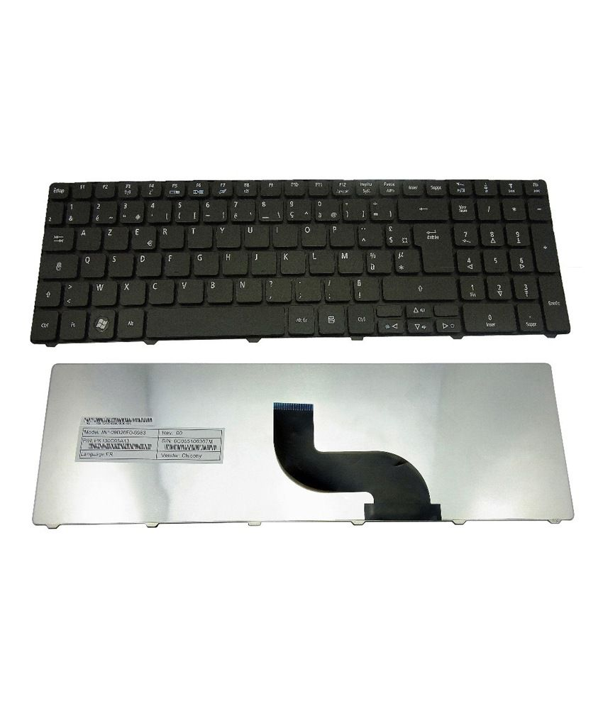 Lap Gadgets Acer Aspire 5733 Laptop Replacement Keyboard With 6 Months Warranty