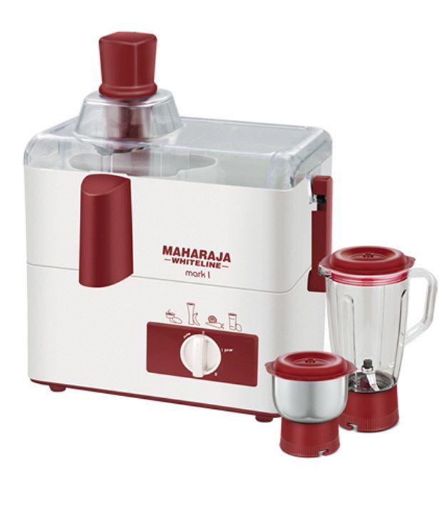 Maharaja JX-100 450W Juicer Mixer Grinder