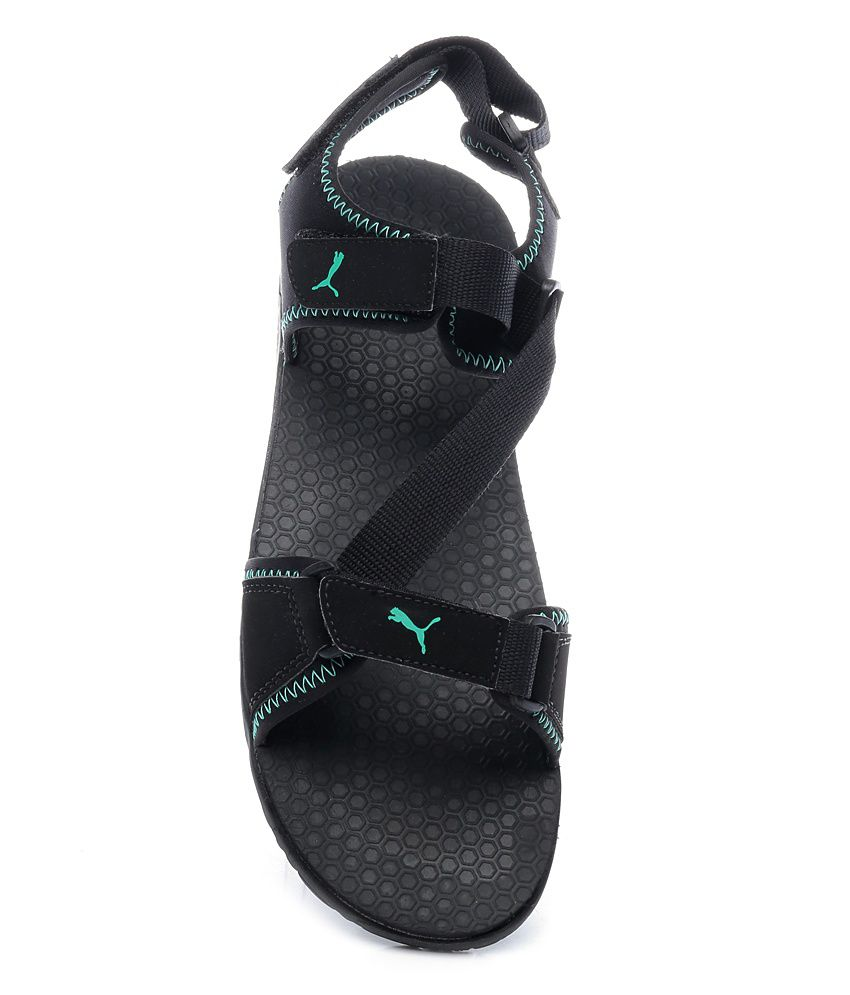 Puma black velcro sandals - Buy Puma Sandals