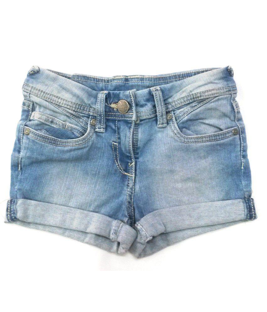 4s Denim Shorts
