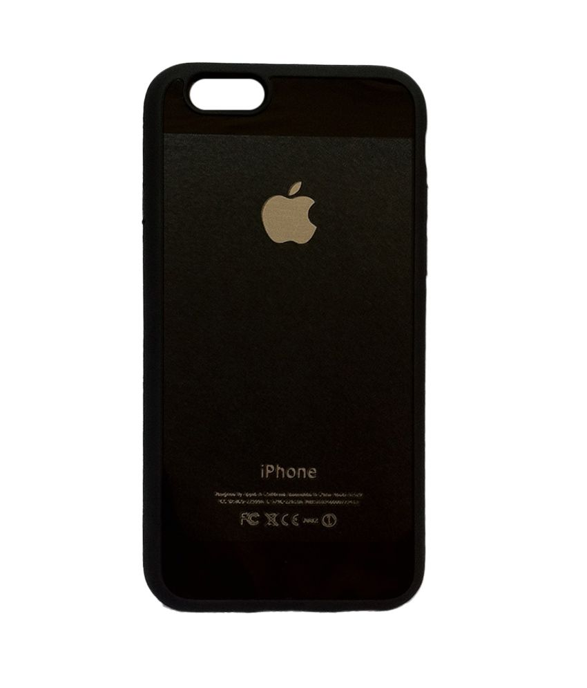 Fashion Case Back Cover For Iphone 6 - Black