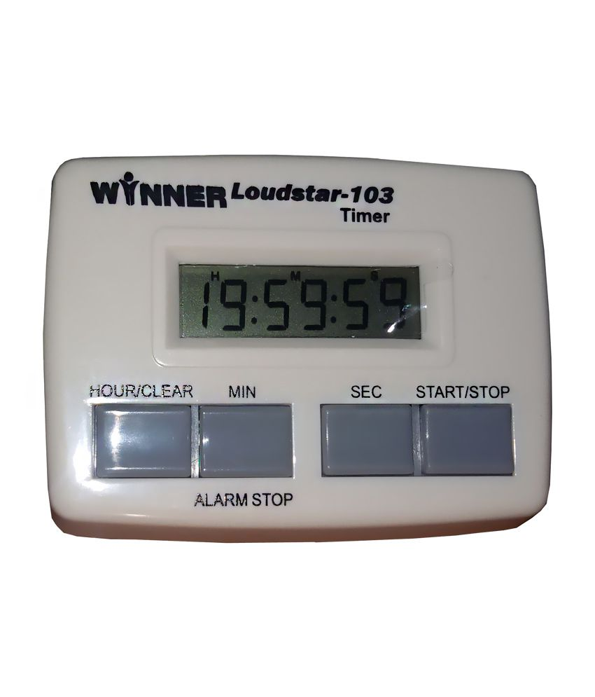 Winner Electronic Loudstar Timer Buy line at Best Price on Snapdeal