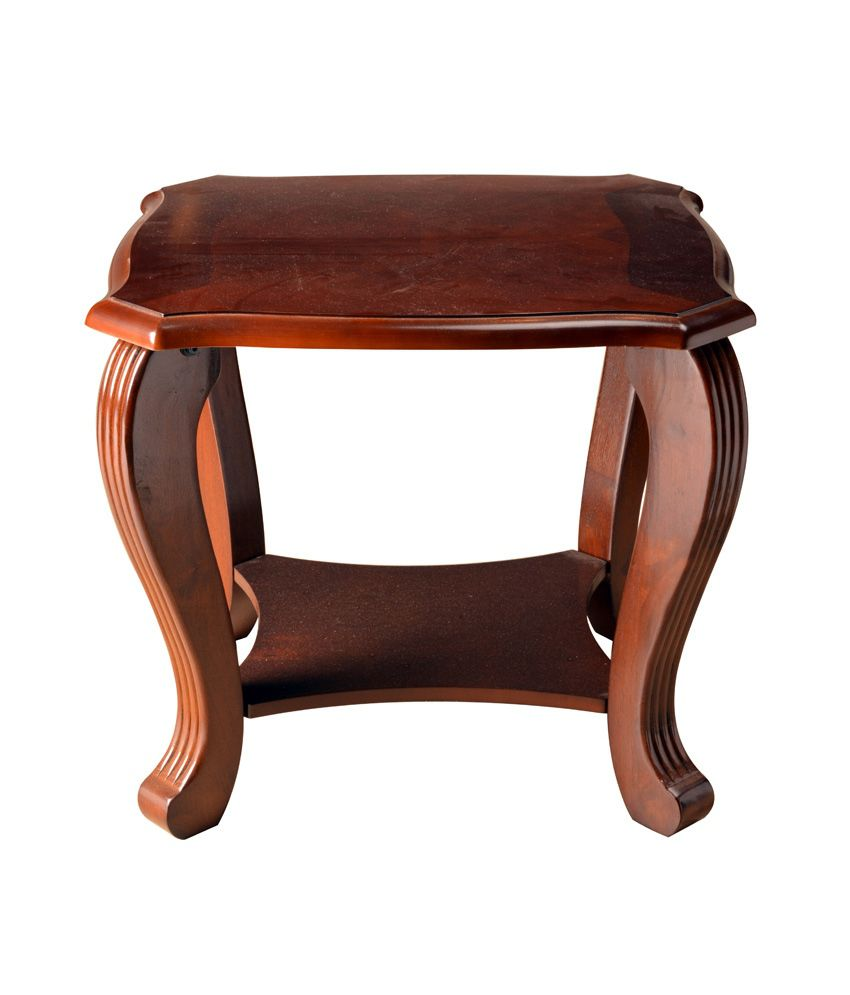 HomeTown Liana Solidwood Side Table