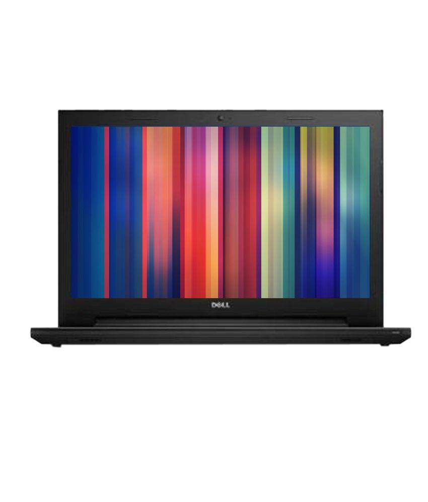 Dell Inspiron 15 3542 Laptop (4th Gen Intel Core i3- 4GB RAM- 500GB HDD-  39 62cm (15 6)- Windows 8 1) (Hibiscus Red)