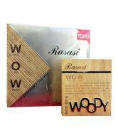 Rasasi Perfume For Men - Rasasi Wow Woody Perfume - 60 Ml