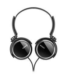 Sony MDR-XB250/BQIN Over Ear Headphones (Black)