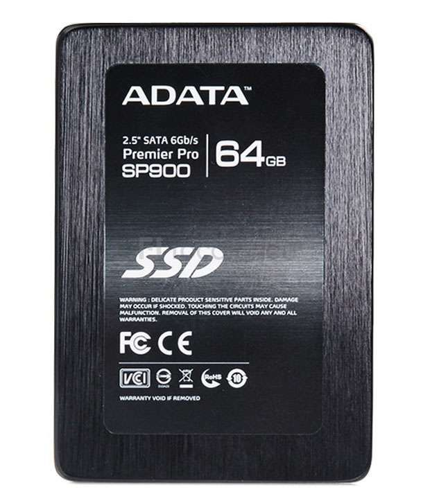 ADATA SP900 64GB SSD(Solid State Drive)