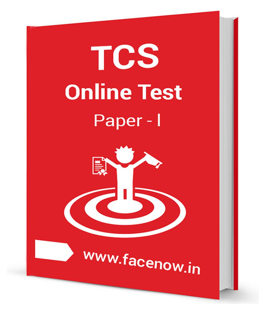 TCS Placement Mock Test 1 Online Course by FACENOW: Buy TCS