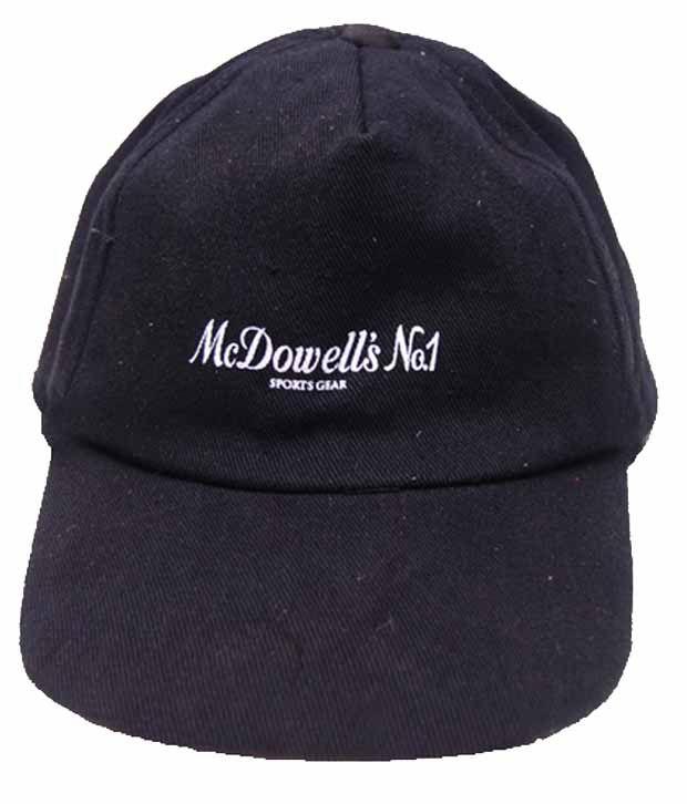 Cap - McDowell's No.1 (Black)