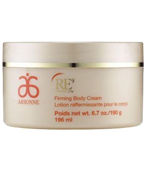 Arbonne Re9 Advanced Firming Body Cream: Buy Arbonne Re9