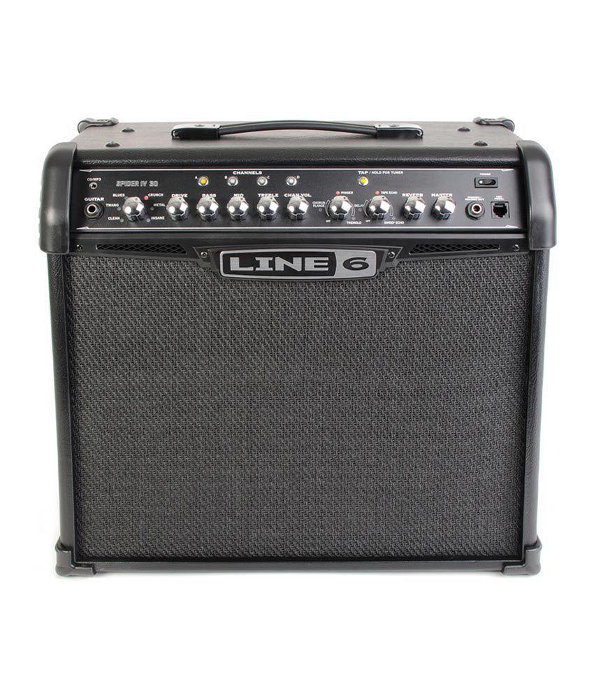 line 6 spider iv 30w electric guitar amplifier buy line 6 spider iv 30w electric guitar. Black Bedroom Furniture Sets. Home Design Ideas