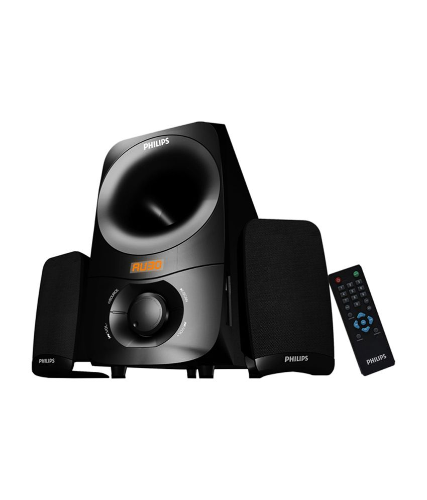 Philips Thunder IN-MMS6000F 2.1 Channel Multimedia Speakers