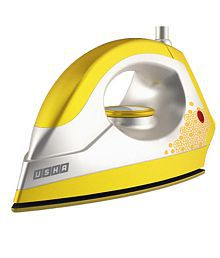 Usha EI 3302 Gold Dry Iron Electric Yellow