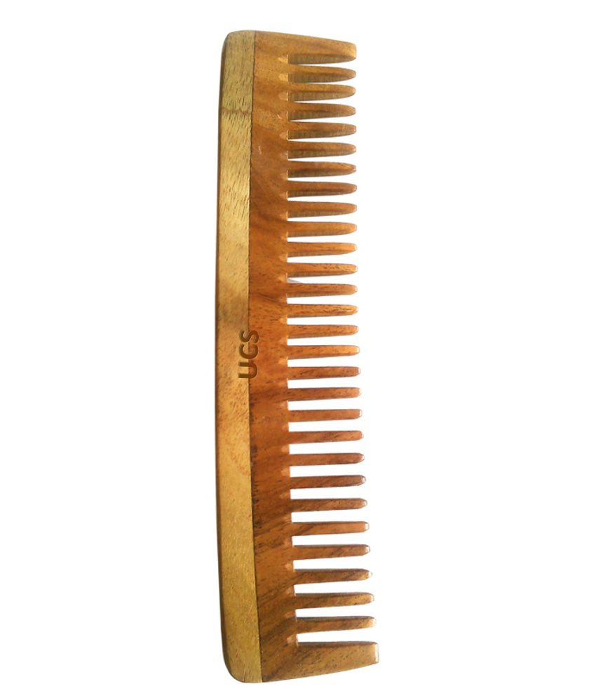 Uncommon Stuffs Wide tooth Comb