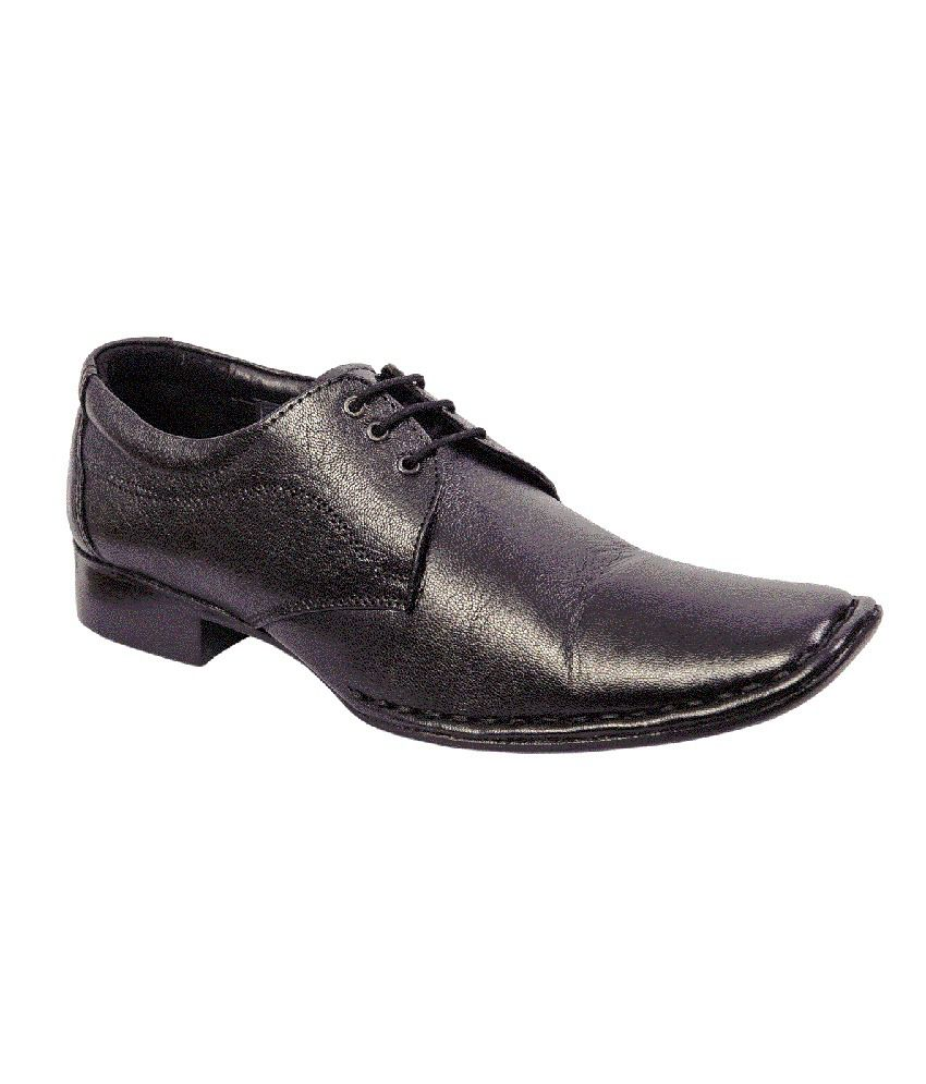 Black Formal Shoes Price in India