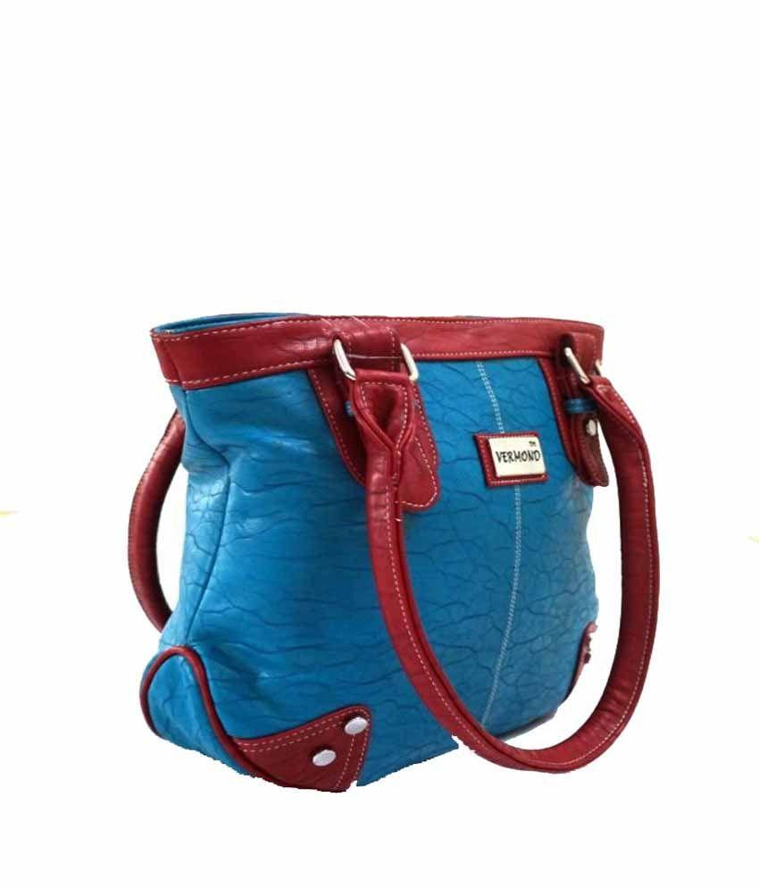 Vermond Ladies Leather Handbag BBA-180