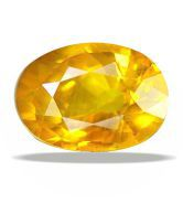 Anmol Anmol Ratna Certified Natural Yellow Sapphire