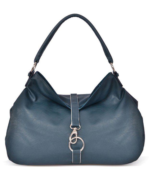 Baggit 2177920476814 Blue Shoulder Bags