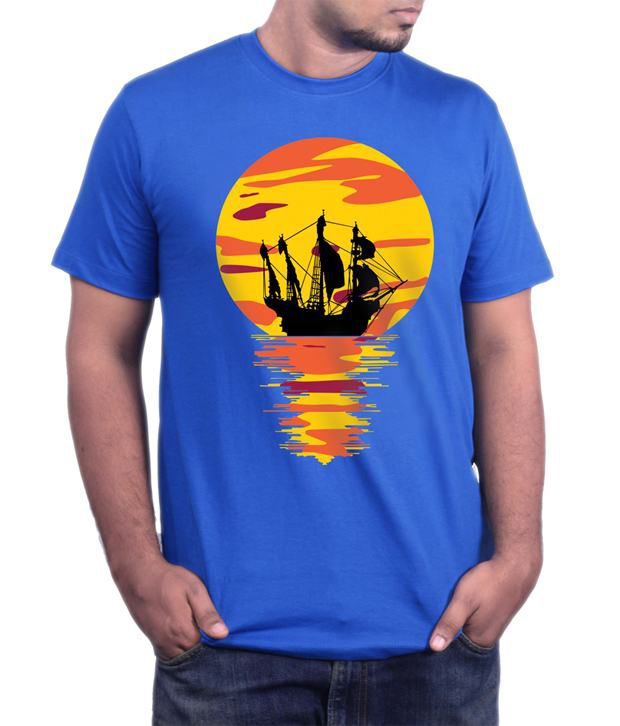 Hammer Fruit Pirate Dawn Mens T Shirt