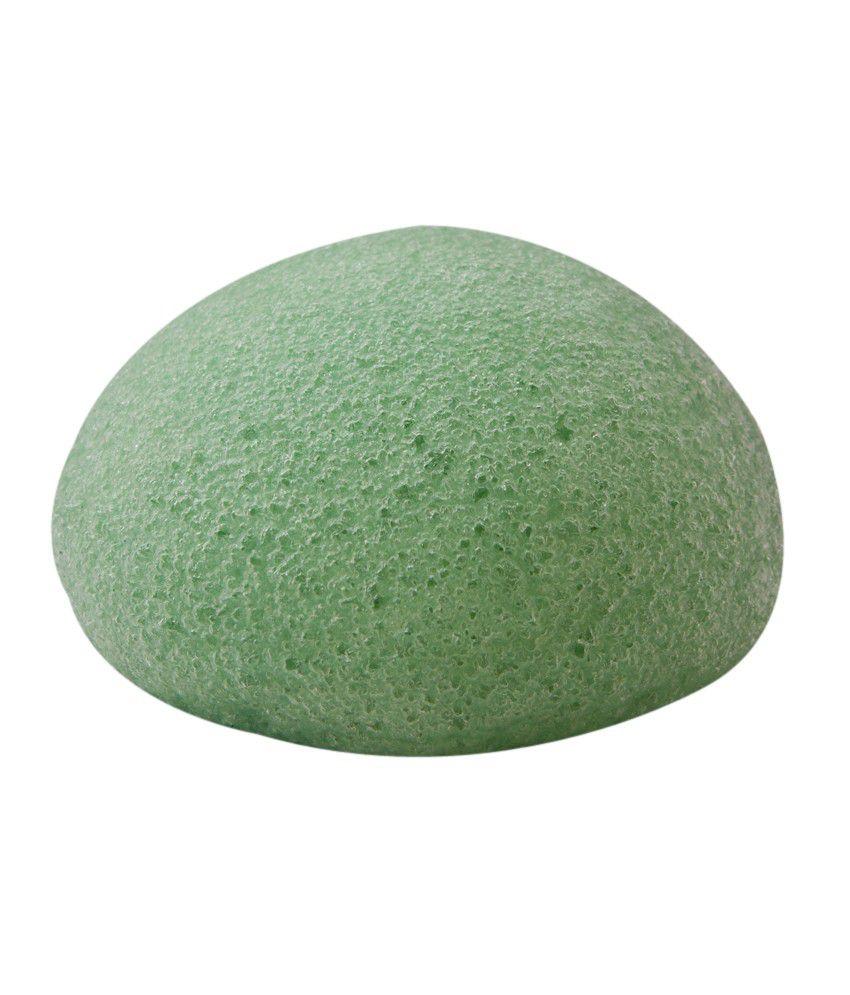 Konjac Sponges - Green Tea: Buy Konjac Sponges