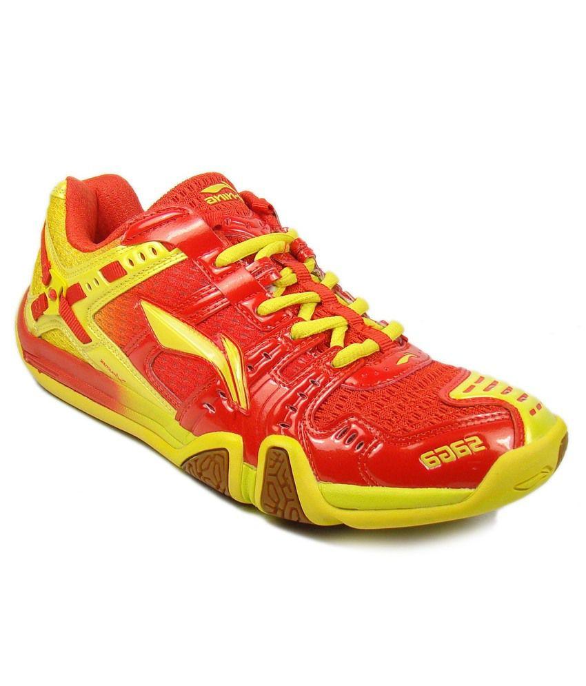 Lining Saga Shoes Price
