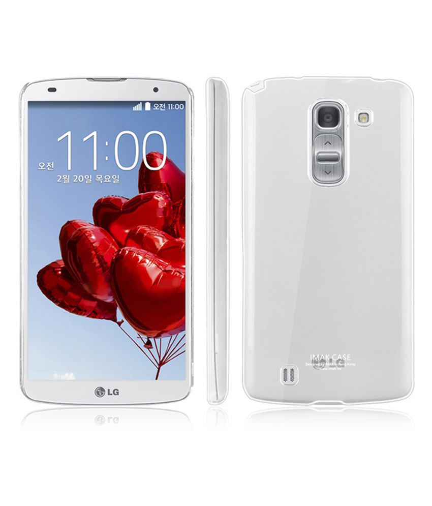 lowest price d73b9 4745d Imak Wings Crystal Clear Hard Back Case Cover For Lg G Pro 2 D838
