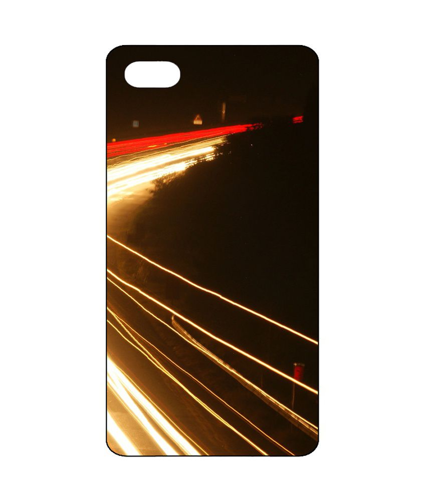 ffd848e50a YourStyleCreations Highway Road Light Trail Back Cover Case for Apple  iPhone 5/5S - Plain Back Covers Online at Low Prices | Snapdeal India