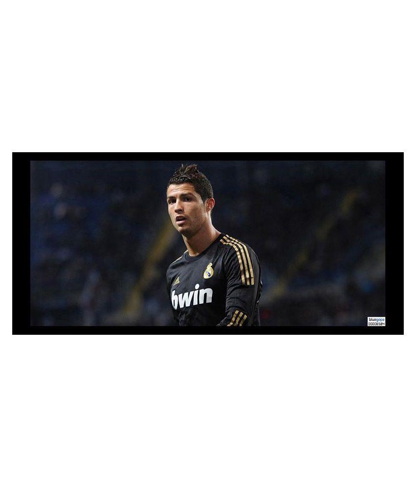 new style 16399 a88be Bluegape Cristiano Ronaldo Black Mug