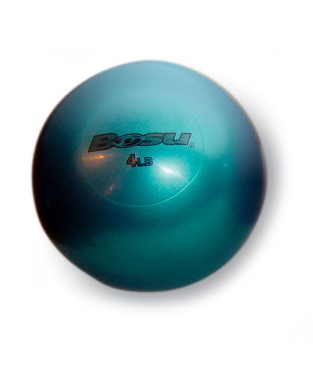 Bosu Ball Best Price: Iso Solid Exercise/ Medicine Balls: Buy Online At Best