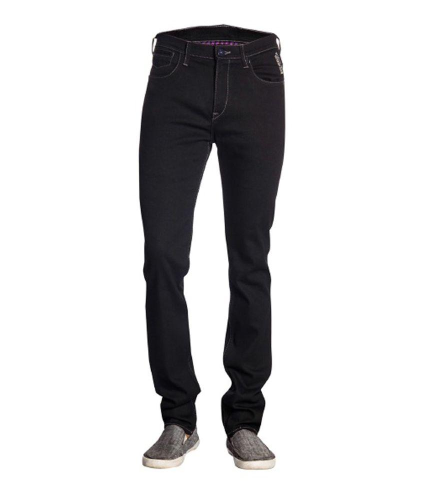 Lee Men Mortal Jeans- Black