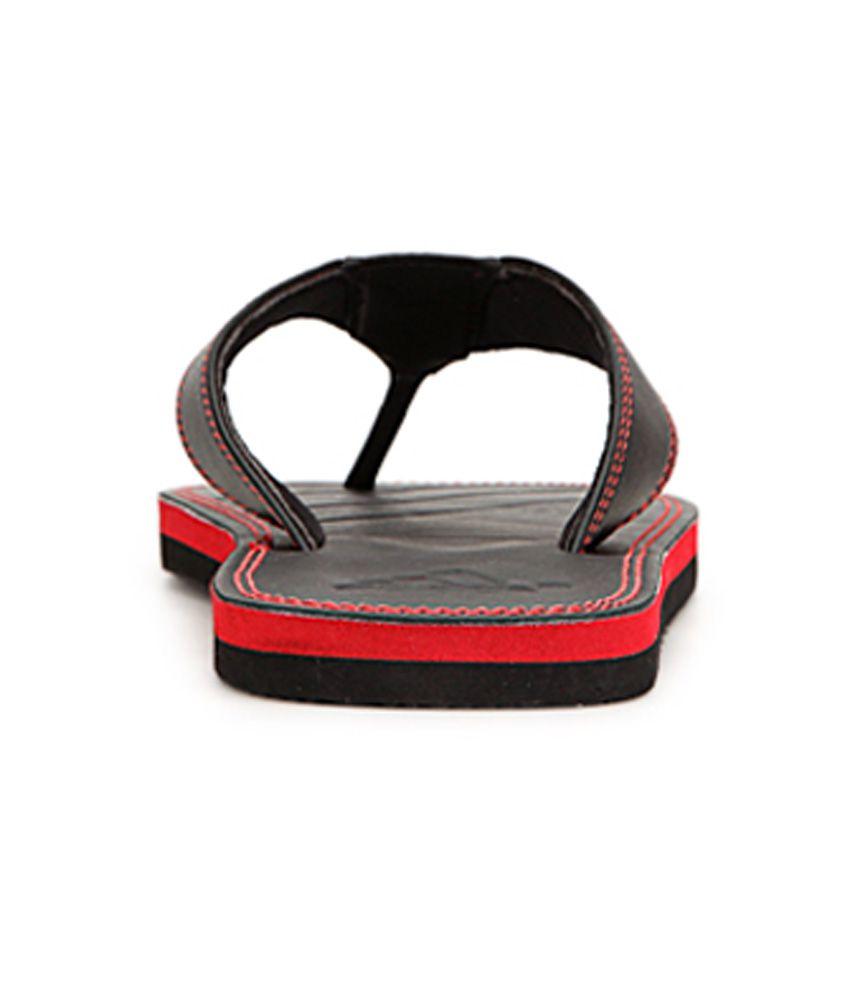 5965723c0 Adidas Brizo Black Red Flip Flop Price in India- Buy Adidas Brizo ...