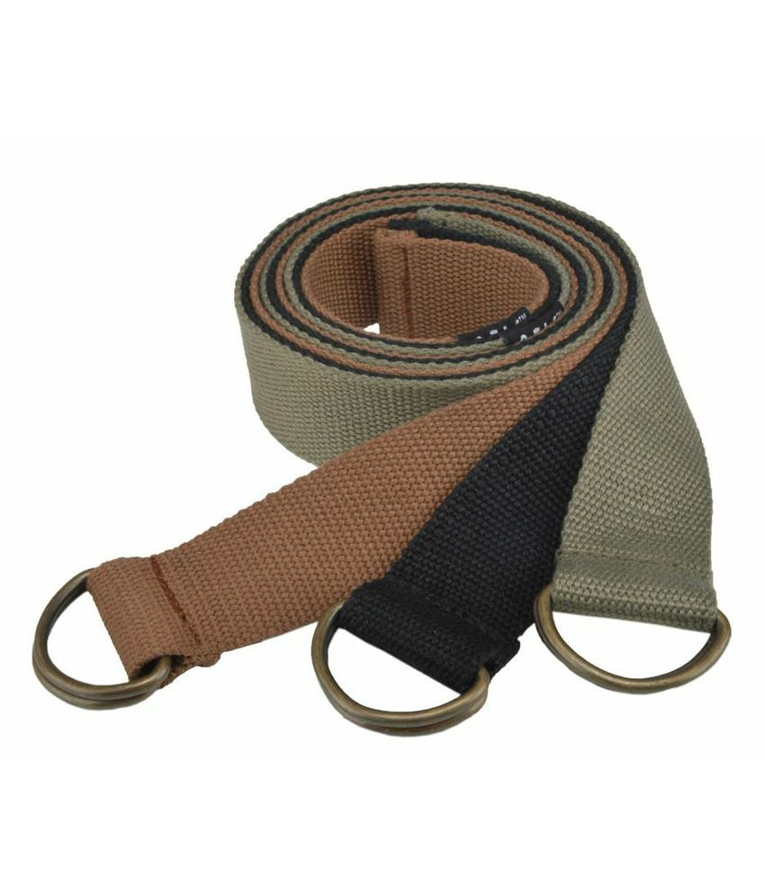 Otls Canvas Belt Pack Of 3