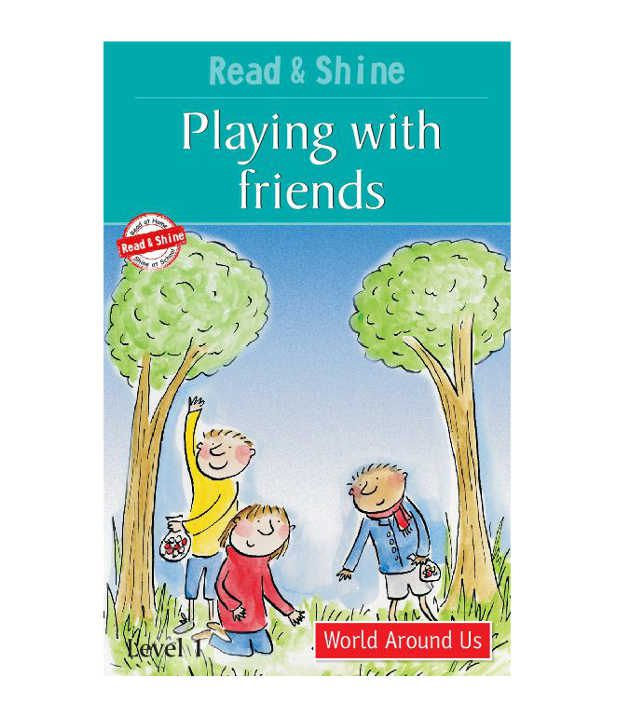 how to get friends book