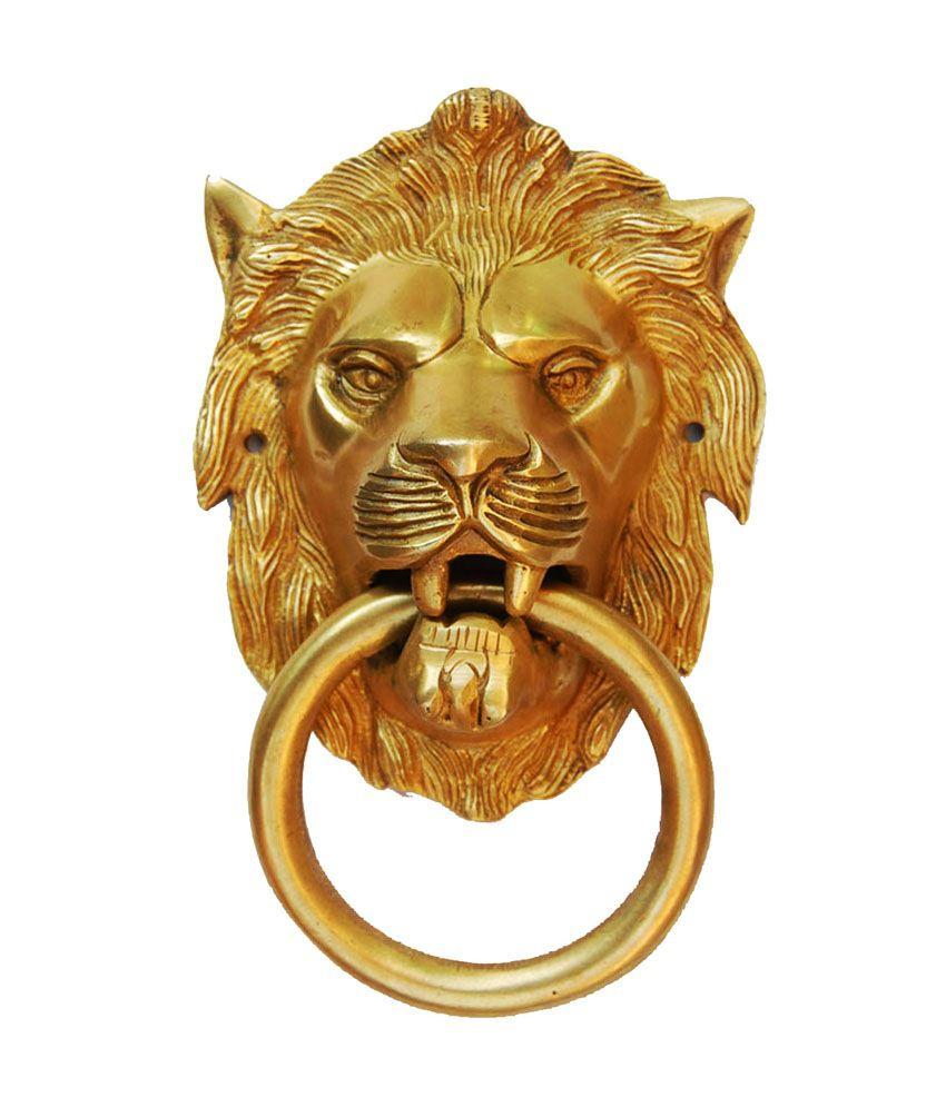 Aakrati unique and brass made door knocker best price in india on 12th january 2018 dealtuno - Cool door knocker ...