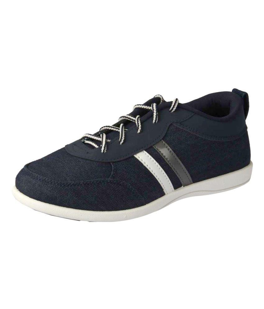 Hifly Blue Sneaker Shoes