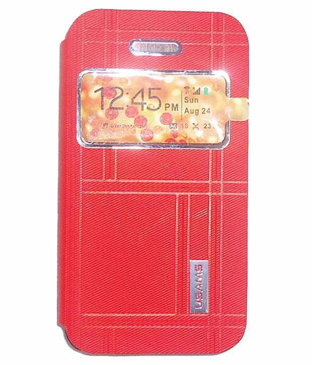 sale retailer 7c635 11581 Vava Flip Cover Case Sony Xperia T2 Ultra Dual D5322 Usams Series ...