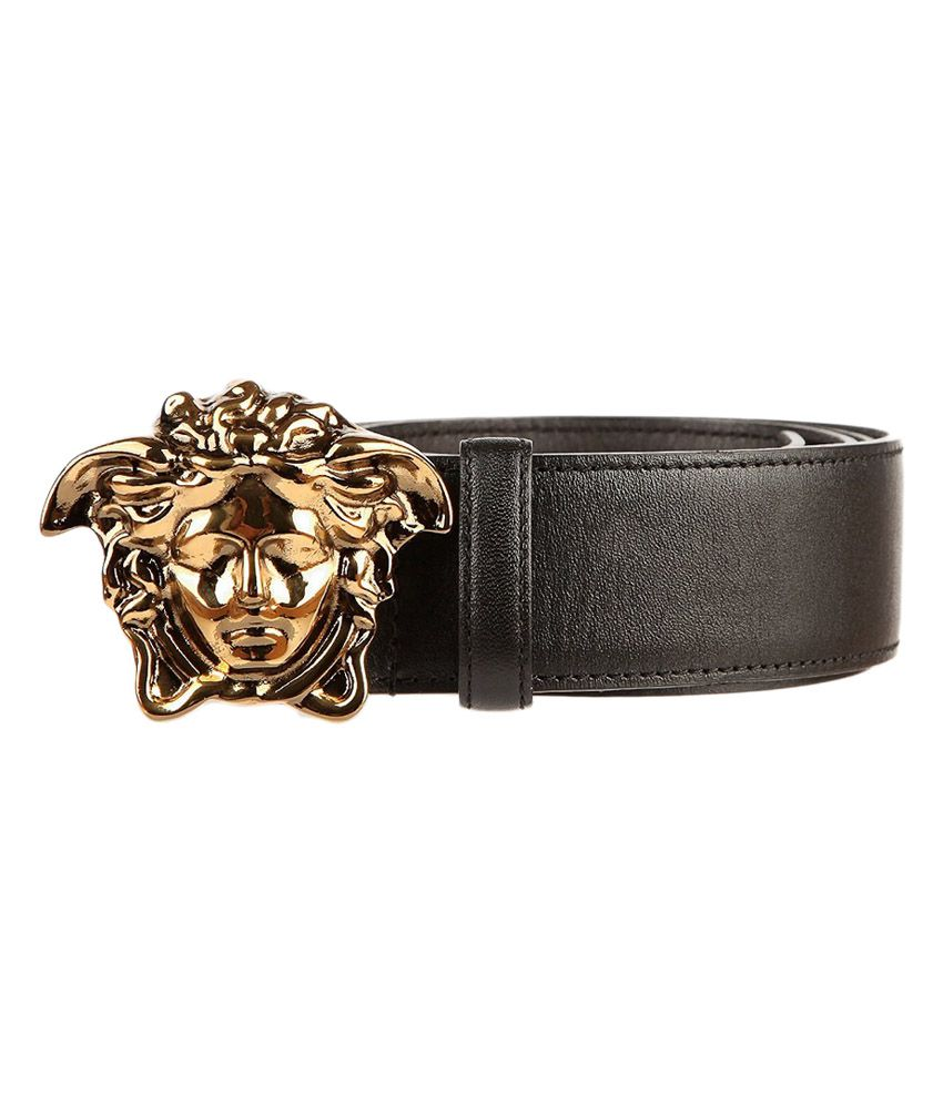 053739dac5 Versace Top Luxery Medusa Golden Face Belt  Buy Online at Low Price in  India - Snapdeal