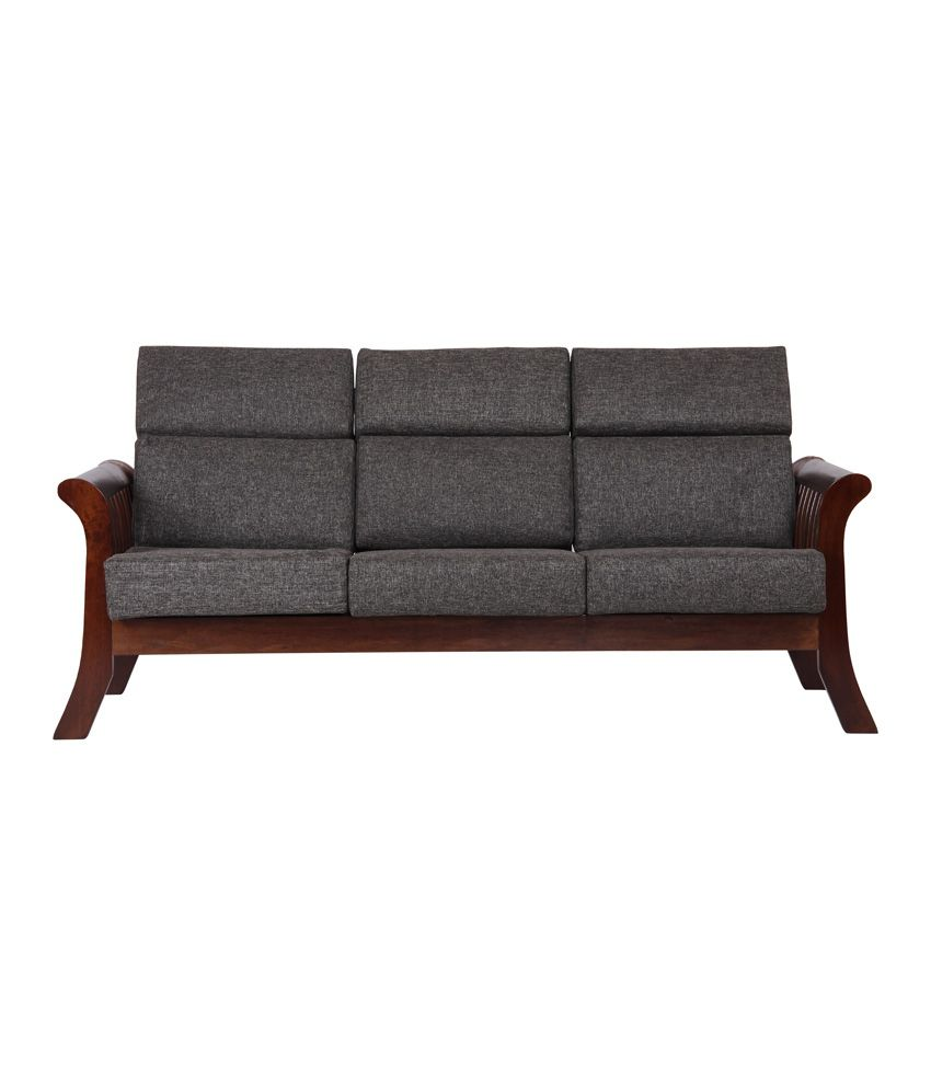 Wooden Sofa With Cushions ~ Wooden sofa cushions online india ideas