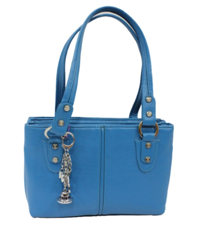 Picon Blue Non Leather Sling Bag