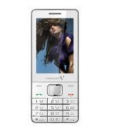 Videocon V-Style Mega Dual Sim Mobile Phone- White