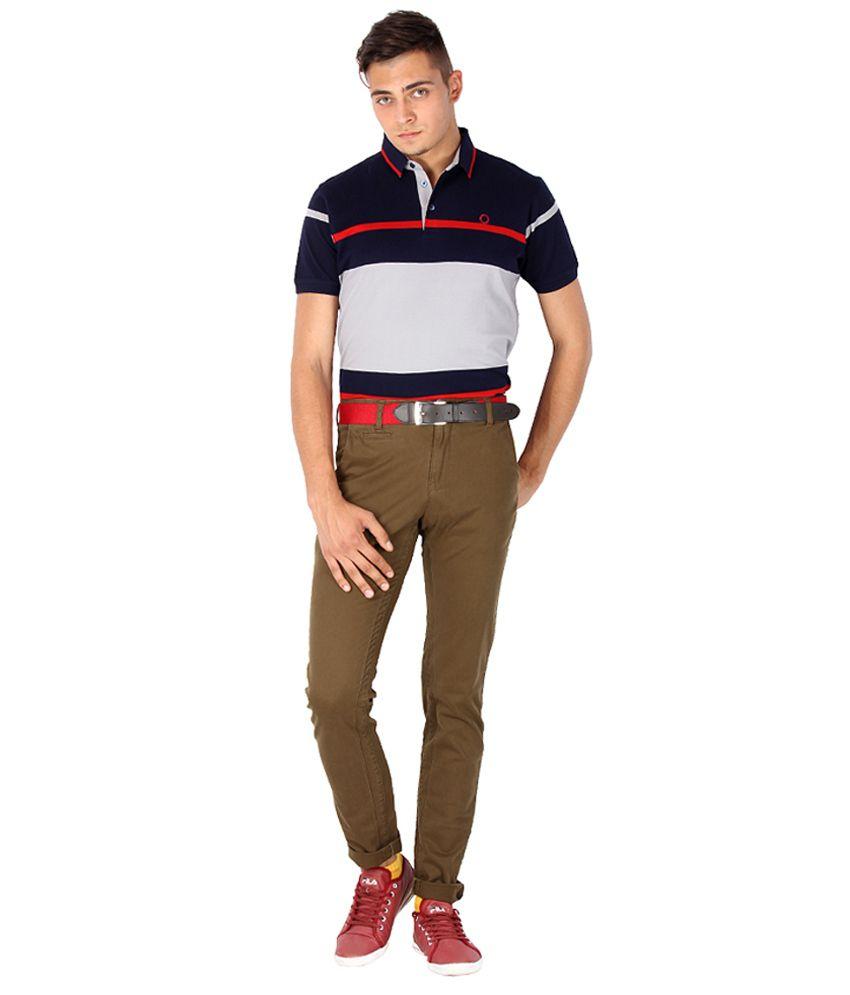 Proline Originals Navy Polo T-shirt