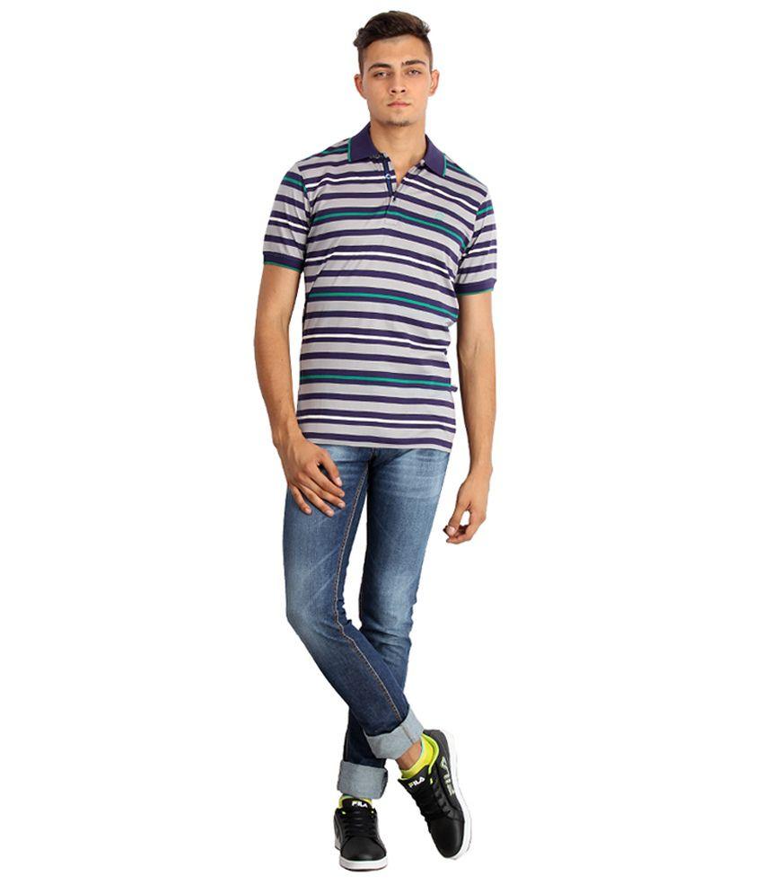 Proline Originals Purple Polo T-shirt
