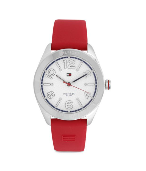 Tommy Hilfiger Tommy Hilfiger Women Watch Casual_white